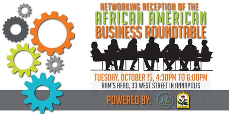 African American Business Roundtable - Networking Reception tickets