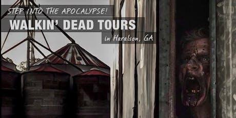 The Walking Dead Encounter Tour  tickets