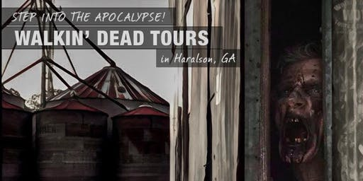 The Walking Dead Encounter Tour