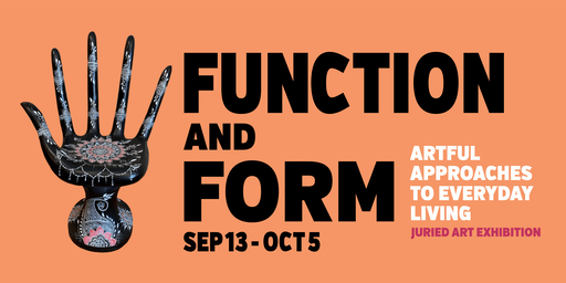 Artist Discussion: Function and Form, Artful Approaches to Everyday Living