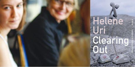 "Nordic Book Club: ""Clearing Out"" by Helene Uri tickets"