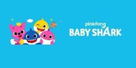 Baby Shark Character Meet & Greet Tour tickets