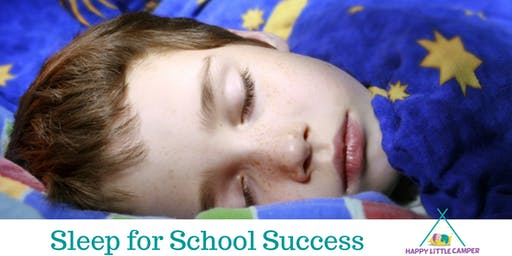 Sleep for School Success