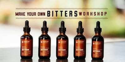 DIY Bitters Workshop