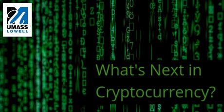 What's Next in Cryptocurrency? tickets