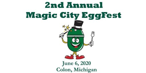 2nd Annual Magic City Egg Fest