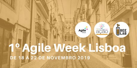 Agile Week Lisboa | Aprendendo na Prática bilhetes