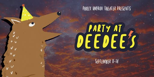 Party at DeeDee's (Fringe Festival)