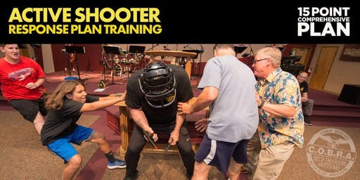Active Shooter/ Campus Intruder Response Training