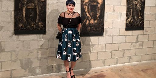 MOCA Makers featuring Beatriz Rodriguez