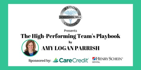 The High-Performing Team's Playbook by Amy Logan Parrish tickets