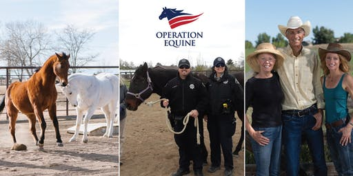 Operation Equine: First Annual Fundraiser