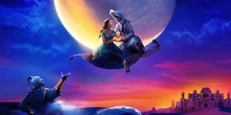 Aladdin (2019) - Community Cinema - Night 2 tickets