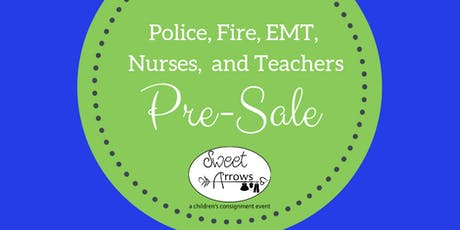 Police, Fire, EMT, Military, Nurses, and Teachers Hero Pre-Sale tickets