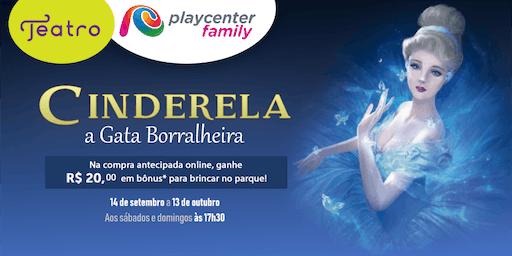 CINDERELA - A Gata Borralheira