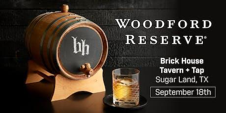 Brick House Sugar Land + Woodford Reserve Bourbon Event tickets