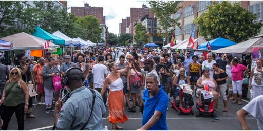 The AfriBembé Festival in East Harlem