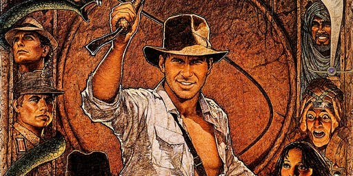 OI Indiana Jones Film Festival: Friday 10/11/19 and Saturday 10/12/19