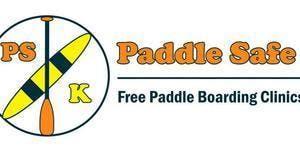 PADDLESAFE KINGSTON: FREE SUP/PADDLE SAFETY CLINICS