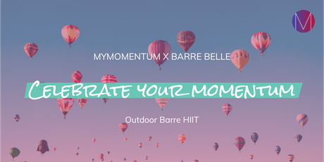 Barre HIIT Workout | myMomentum x Barre Belle tickets