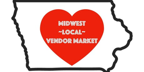 Midwest Local Vendor Market at Outlets of Des Moines tickets