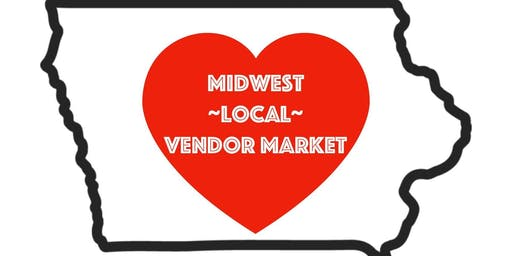 Midwest Local Vendor Market at Outlets of Des Moines
