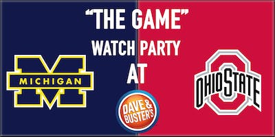 """OSU vs. Michigan """"The Game"""" Watch Party @ D&B"""