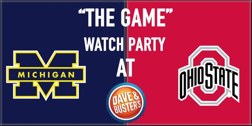 "OSU vs. Michigan ""The Game"" Watch Party @ D&B"
