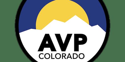 Impacted By Incarceration Workshop (AVP Colorado) - Sept 14, 2019
