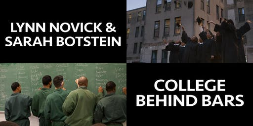 Documentary Filmmakers Lynn Novick and Sarah Botstein: College Behind Bars