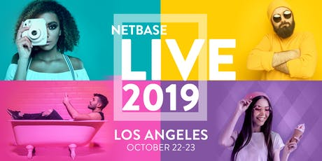 NetBase Live 2019 Los Angeles tickets