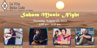 Sahara Music Night