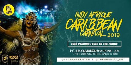 INDY AFRIQUE CARIBBEAN CARNIVAL 2019