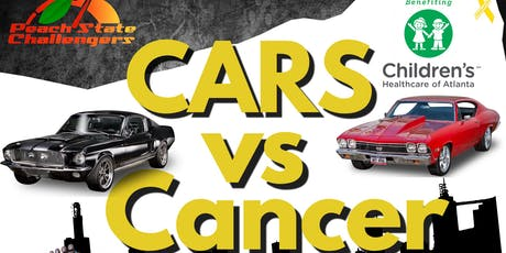 4th annual Cars vs Cancer Car Show presented by Peach State Challengers tickets
