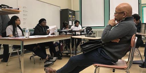 Boston Debate League Summer Judge Camp 2019