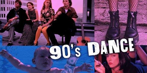 90's Dance Party -