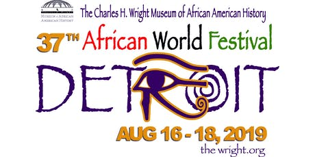 37th Annual African World Festival tickets