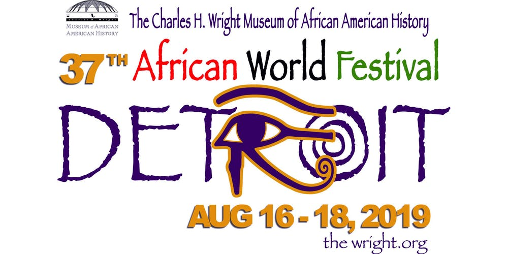 37th Annual African World Festival Tickets, Fri, Aug 16, 2019 at 11
