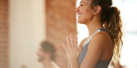 CorePower Yoga by the Pool at Santa Clara Marriott tickets