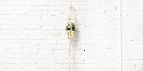 Macrame and Rosé! tickets