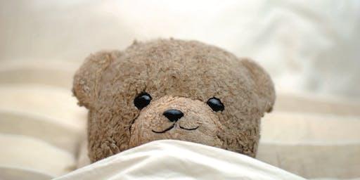 Stuffed Animal Sleepover!