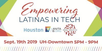 Empowering Latinas In Tech -  Anita.B  & Power On Heels Fund, Inc.