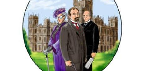 Murder Mystery Dinner - Murder at the Abbey tickets