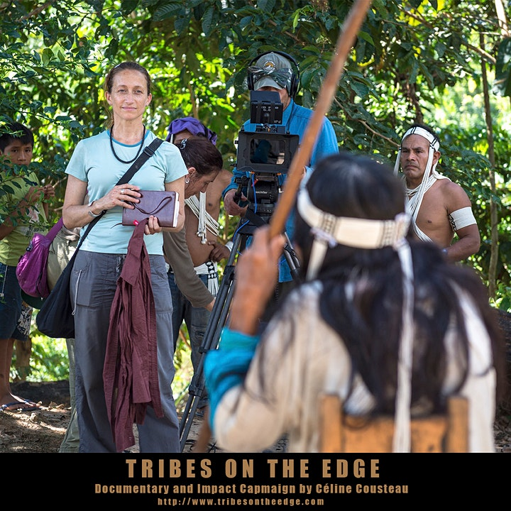 Tribes on the Edge at Vic Theatre image