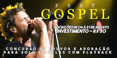 FEST GOSPEL MORIAH CHURCH