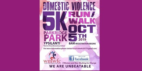 Domestic Violence 5k Run/Walk 2019 tickets