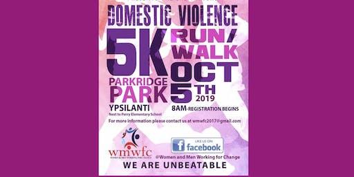 Domestic Violence 5k Run/Walk 2019