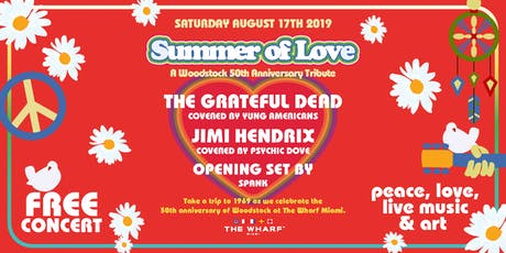 Summer of Love: A Woodstock 50th Anniversary Tribute tickets