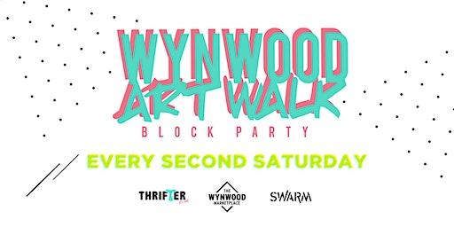 Wynwood Art Walk Block Party - Presented by EFFENvodka