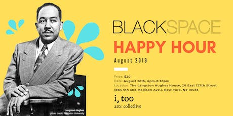 BlackSpace Happy Hour - August 2019 tickets